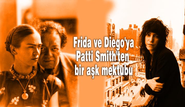 Frida ve Diego aşkı