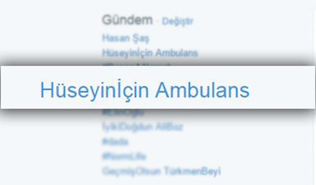 Hüseyinİçin Ambulans