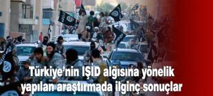 Türkiye'nin yüzde 5'i IŞİD'i destekliyor