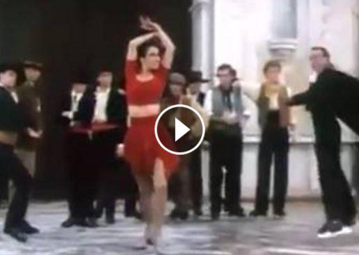 Katarina Witt yorumuyla Bizet'in olağanüstü eseri Carmen