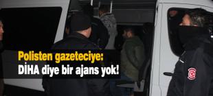 Cizre'de ölüm Çanakkale'de gözaltı