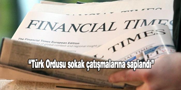 financial times, türk ordusu, hdp, erdoğan, pkk, hendek, türkiye, çatışmalar,