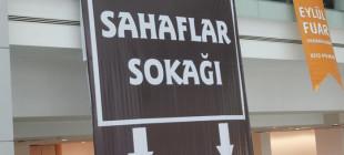 10. Ankara kitap fuarı açıldı