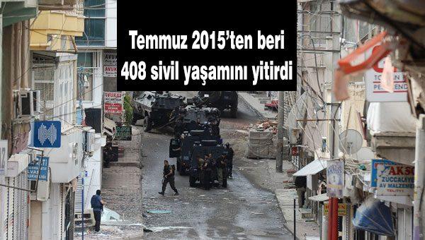 HDP Enformasyon Masası, sivil kayıplar, kaş kişi yaşamını yitirdi, cizre, sur, silopi,