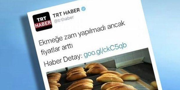 Sosyal medyada günün konusu TRT: #trthabering
