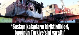 Türkiye'de katliamlar hangi kültürden besleniyor?