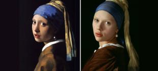 Ünlü 19 tabloyu fotoğraflarla yeniden düşünmek