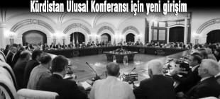 Kürdistan Ulusal Kongresi için girişimler yeniden başladı