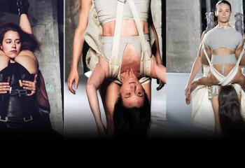 Paris Moda Haftası'ndan 'Yeter ilerlediğimiz, artık geri dönebiliriz' dedirten defile