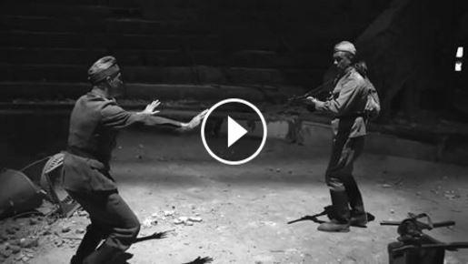 Savaş üzerine bir kısa film