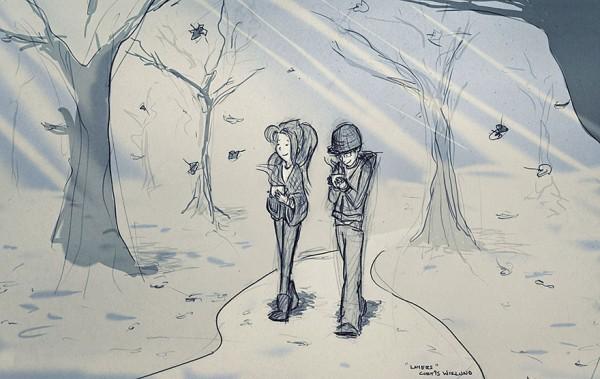 Uzun kış yürüyüşlerimiz