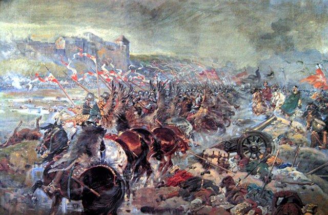 Viyana Çarpışması 1683 – Jerzy Kossak