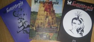 Heterotopia dergisinin üçüncü sayısı çıktı
