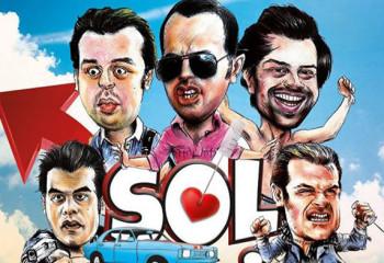 Macera dolu bir yol hikayesi: Sol Şerit filmi