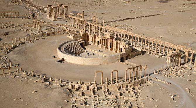 antik Palmira kenti