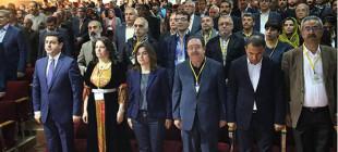 DTK'nın 1. Olağanüstü Kongresi'nin sonuç bildirgesini açıkladı