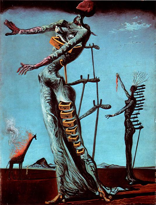 Yanan Zürafa ,1937,Kunstmuseum/Basel
