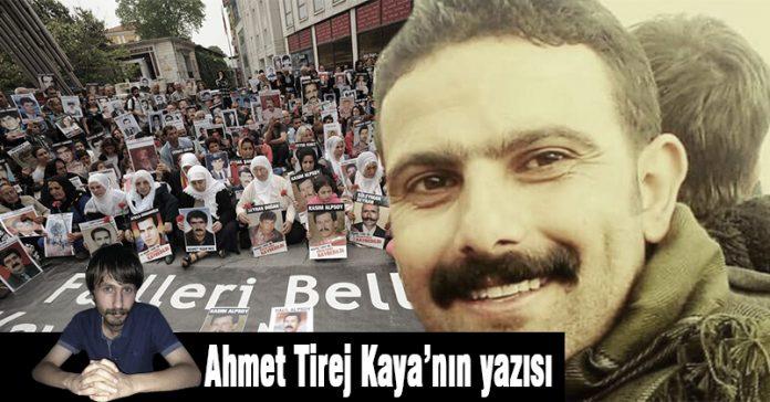 Ahmet Tirej Kaya, Hurşit Külter, Hacı Lokman Birlik, Cumartesi Anneleri,