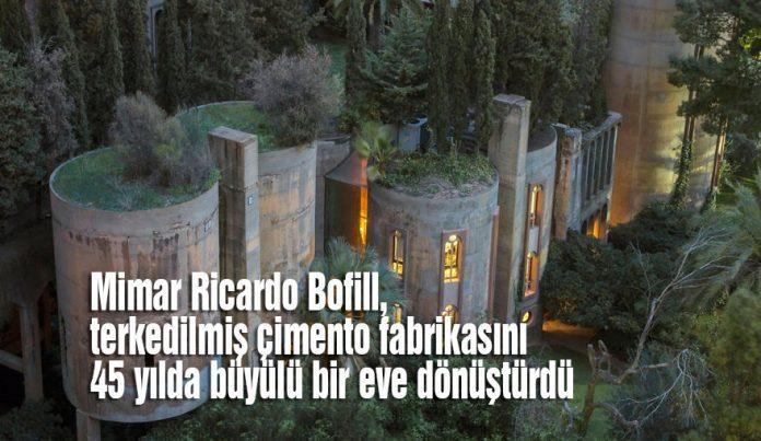 Ricardo-Bofill-çimento-fabrikası