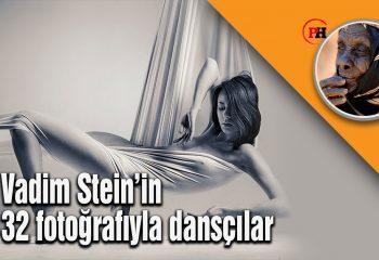 Vadim Stein'in 32 fotoğrafıyla dansçılar