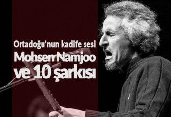 Ortadoğu'nun kadife sesi Mohsen Namjoo ve 10 şarkısı