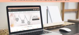 Venta Pırlanta Online Pırlanta Alışveriş Mağazası Açıldı