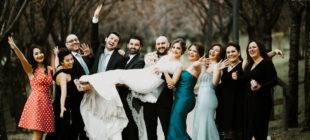 Evlenecek çiftlere 25 poz önerisi