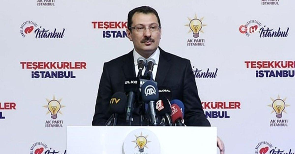 AKP'de Seçime İtiraz Çatlağı!  İptal İçin Resmen Başvurdu mu Vurmadı mı?!
