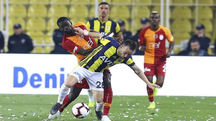 Kadıköy'deki derbide birer gol, birer puan