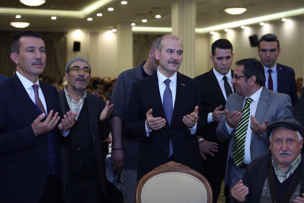 Süleyman Soylu'dan 'HDP'nin belediyesi filan kalmaz' mesajı