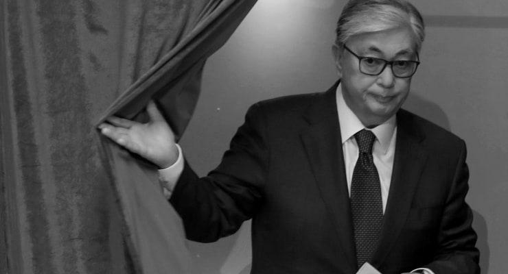 Kazakistan'da seçimin galibi geçici devlet başkanı Tokayev; halk sokakta