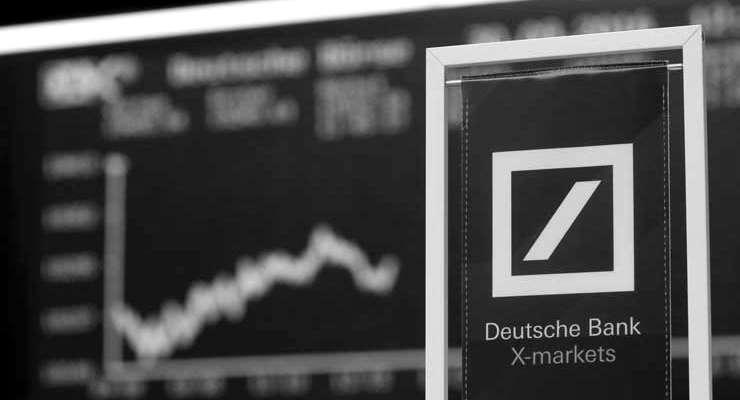 Deutsche Bank kemer sıkıyor: 6 bin kişinin işine son verip 300 şubeyi kapatacağız