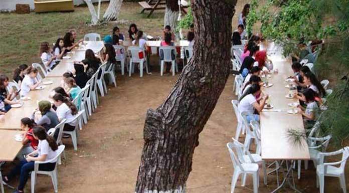 Bakanlık'tan harem selamlık kamp 'ödülü'