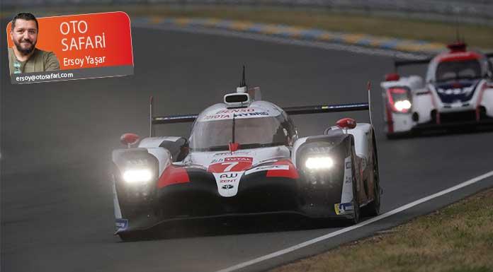 Le Mans'ta hibritler zirvede