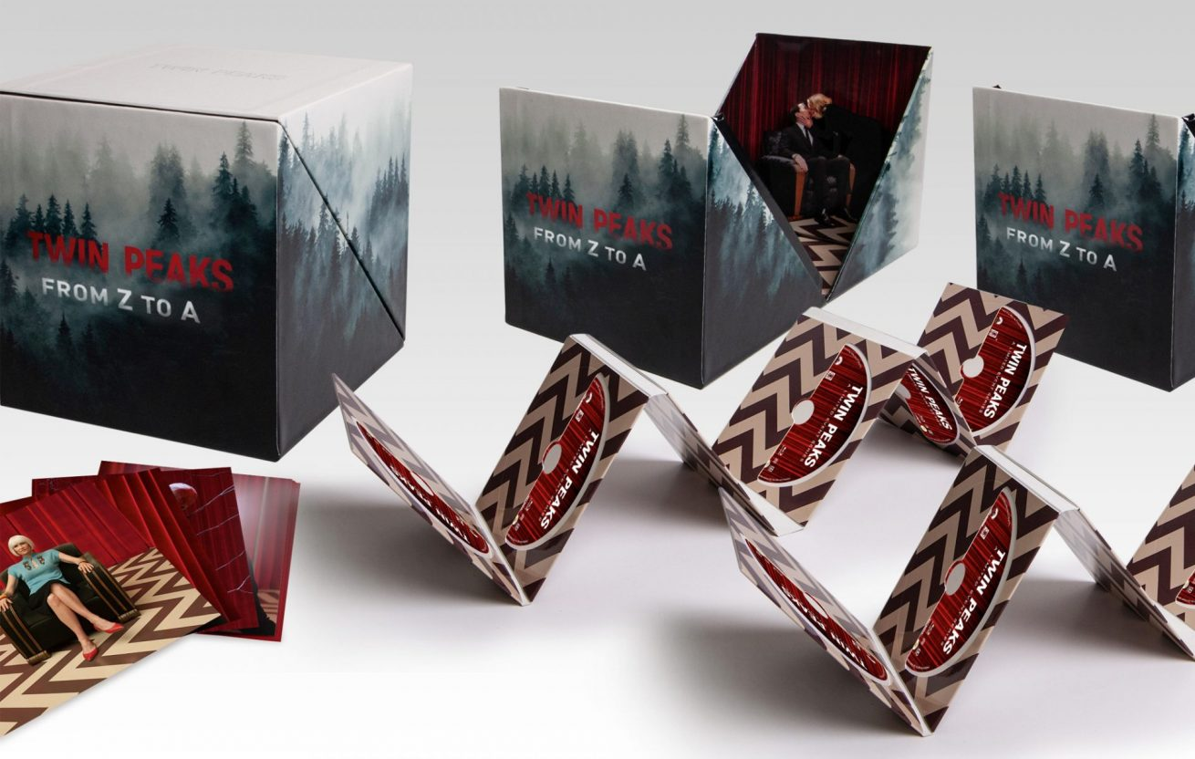 David Lynch'ten A'dan Z'ye 'Twin Peaks' seti