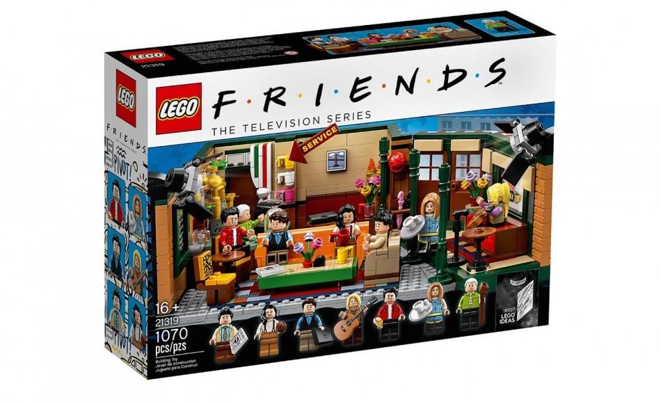 Lego, 25. yılını kutlayan 'Friends' dizisi için koleksiyon çıkartacak