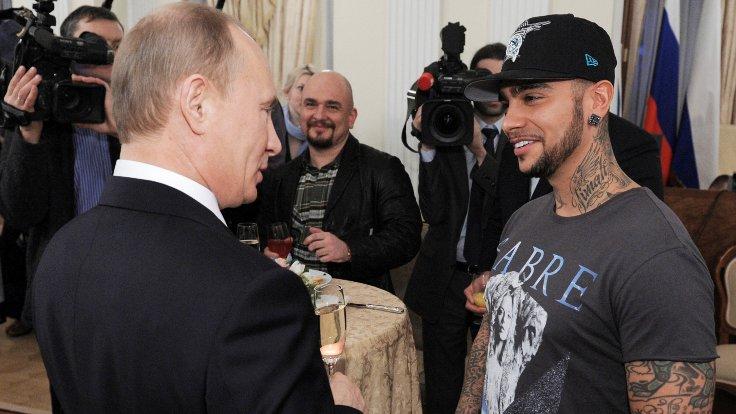 'Putin'i öven' rap şarkısı YouTube'da beğenilmeme rekoru kırdı