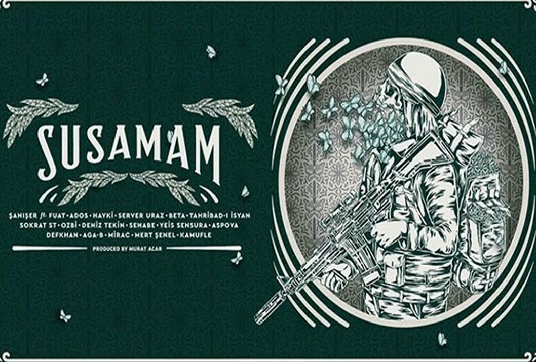 'Susamam' şarkısı hakkında suç duyurusu