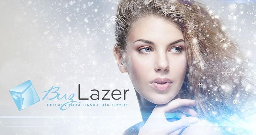 İzmir'de Buz Lazer İle Epilasyon Keyfi