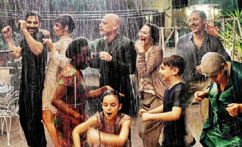 Ferzan Özpetek'in yeni filmi 'La dea fortuna'dan tanıtım fragmanı