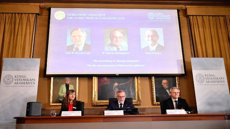 Nobel Kimya Ödülü açıklandı