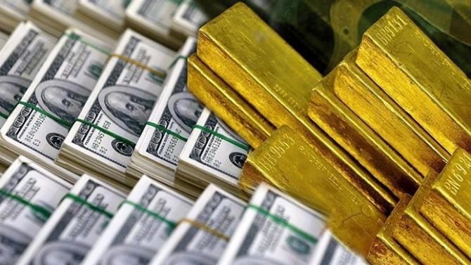Merkez Bankası brüt döviz rezervleri 13 Aralık haftasında 77,9 milyar dolar oldu