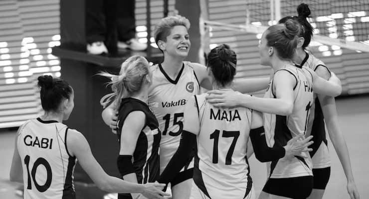 Vakıfbank, Kadınlar Dünya Kulüpler Şampiyonası'nda üçüncü oldu
