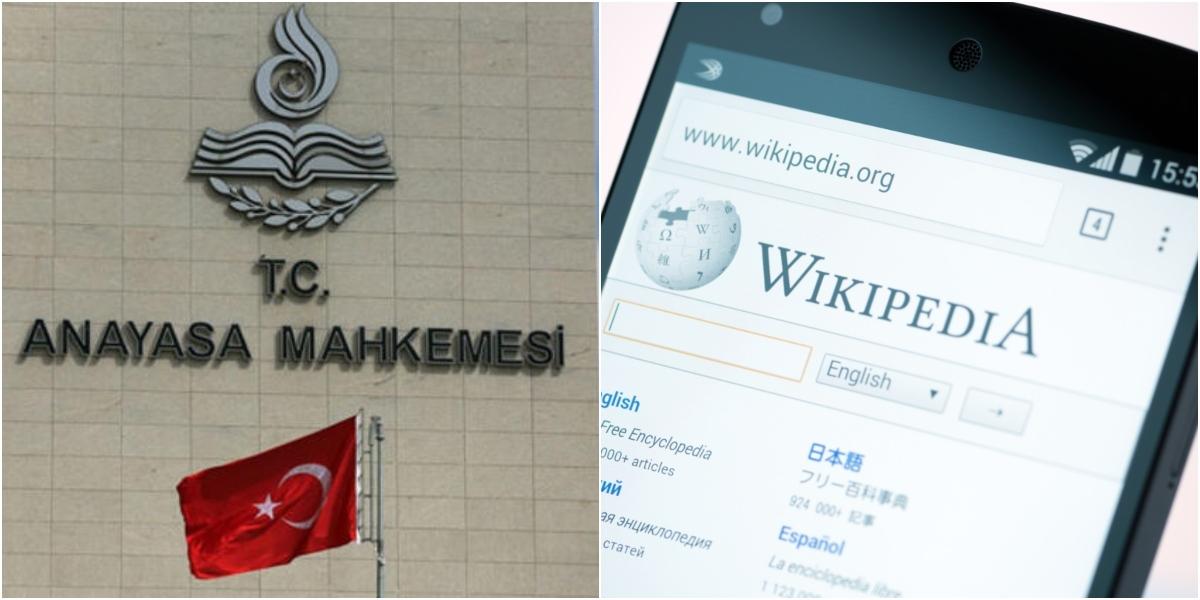 Wikipedia Geri Dönüyor: Anayasa Mahkemesi Hak İhlali Kararı Verdi