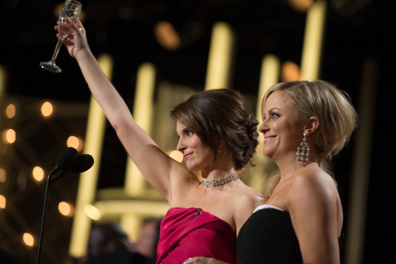2021 Altın Küre Ödülleri'ni Tina Fey ve Amy Poehler sunacak