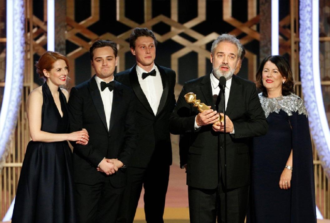 Altın Küre: '1917' en iyi film, Netflix'e sadece 2 ödül