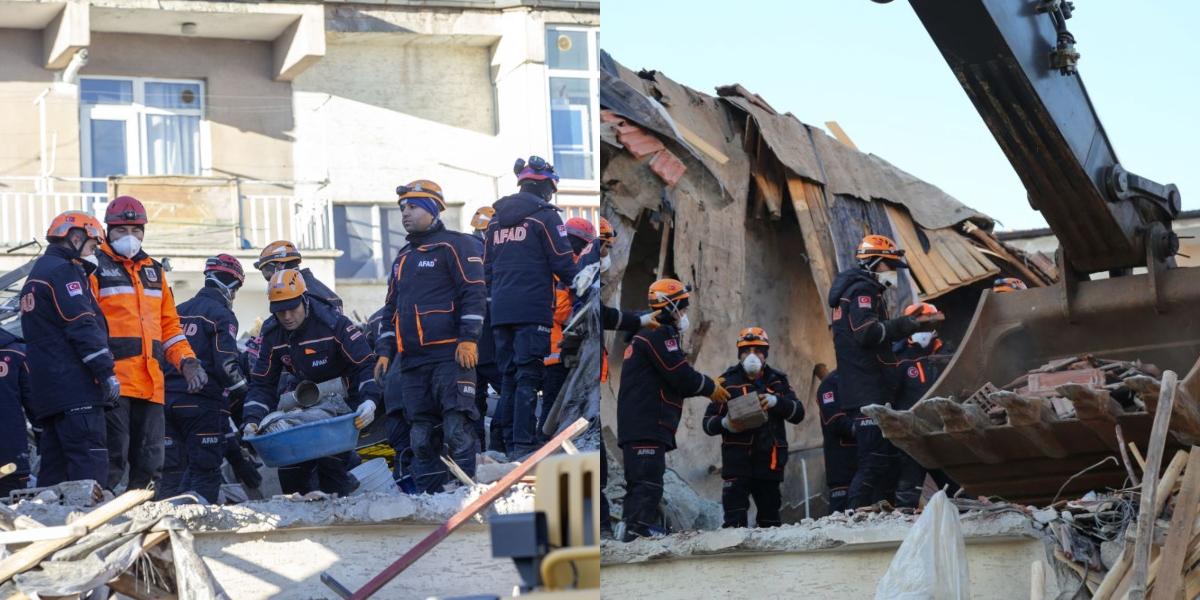Elazığ'da Son Durum: Depremin Ardından Dakika Dakika Yaşananlar