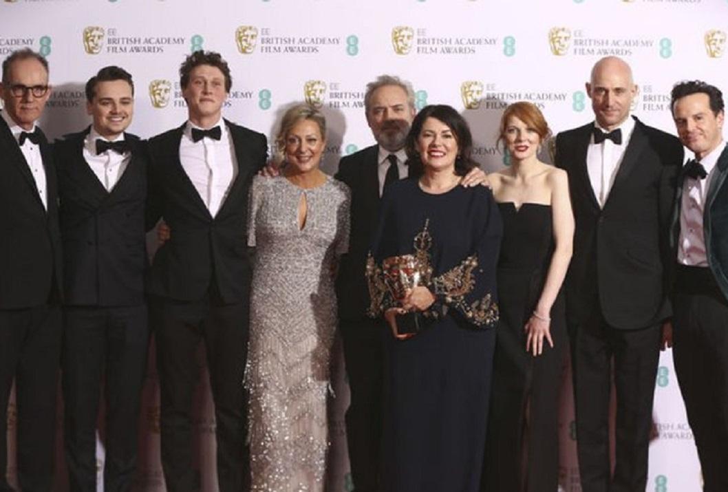 73. BAFTA Ödülleri: En iyi film '1917'