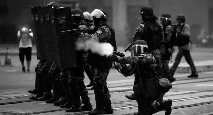 Brezilya'da polis greve gitti; cinayet oranı beşe katlandı