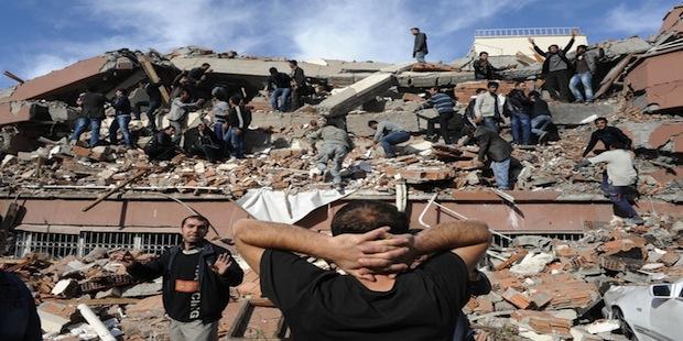 Uzmanların Çarpıcı Görüşleriyle Beklenen Büyük İstanbul Depremi